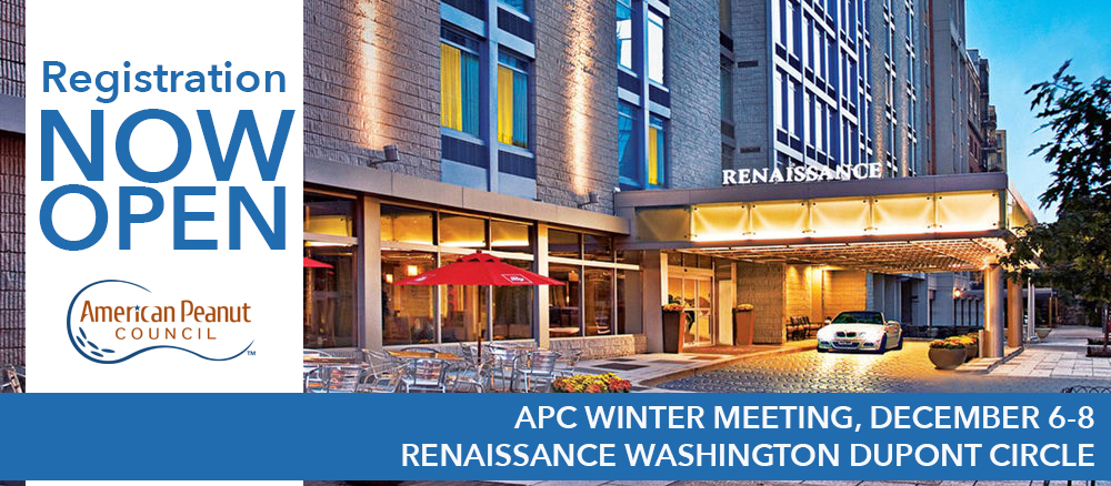 2016 Winter Meeting Registration