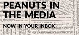 Peanuts in the Media